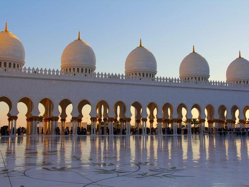 Viaggio negli emirati arabi