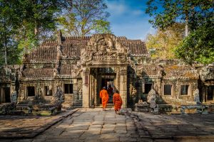 Vietnam tempio di Angkor