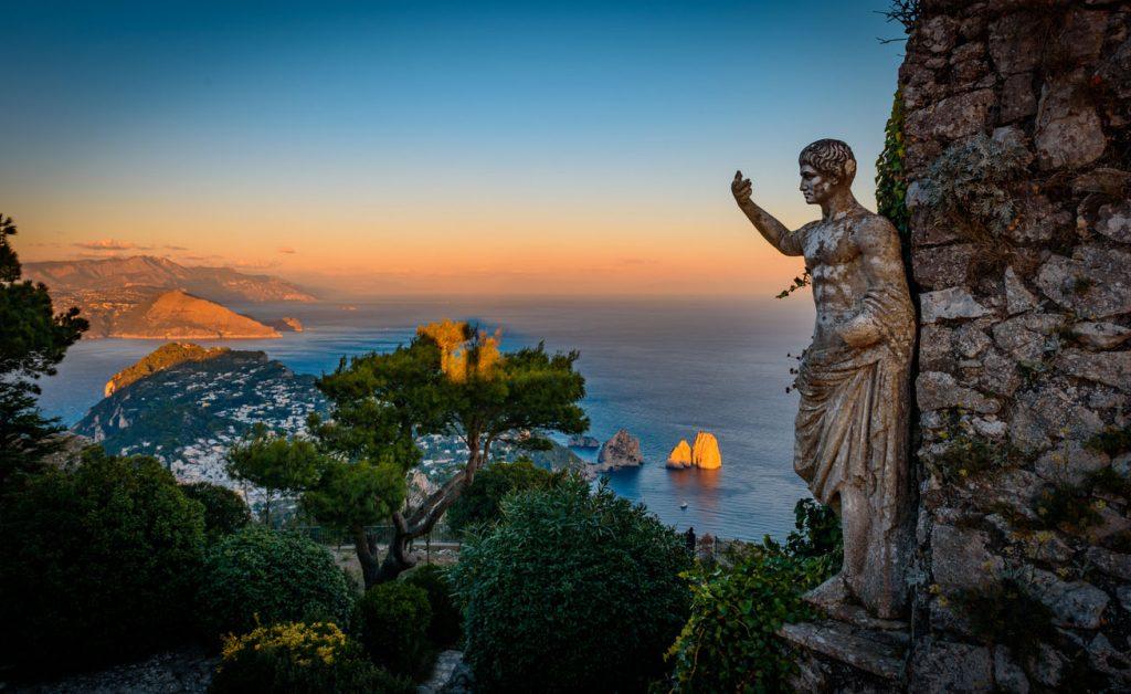 Vacanze in campagna, Monte Solaro - Isola di Capri