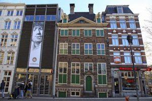 Museo-casa-di-Rembrandt-di-Amsterdam.