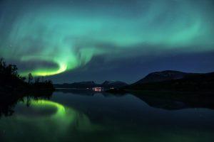 Aurora-boreale-Abisko-National-Park
