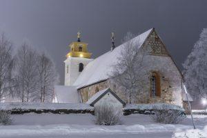Chiesa di Neder Lulea