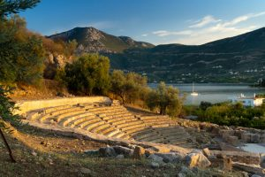 Teatro di Epidauro tour grecia