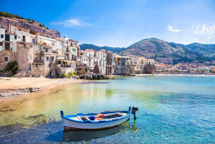 vacanze in sicilia, Cefalu