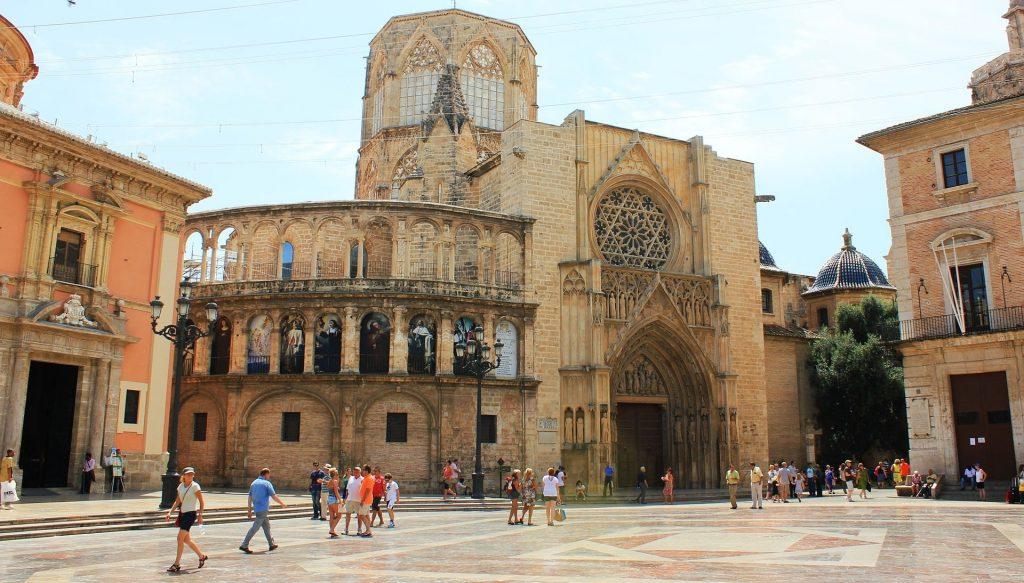 Spagna-Valencia-citta-antica