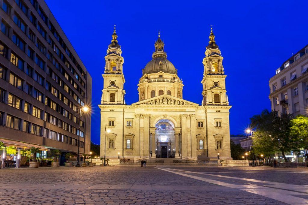 Basilica-di-Santo-Stefano-Budapest