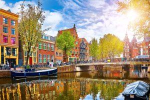 Come organizzare un viaggio ad Amsterdam