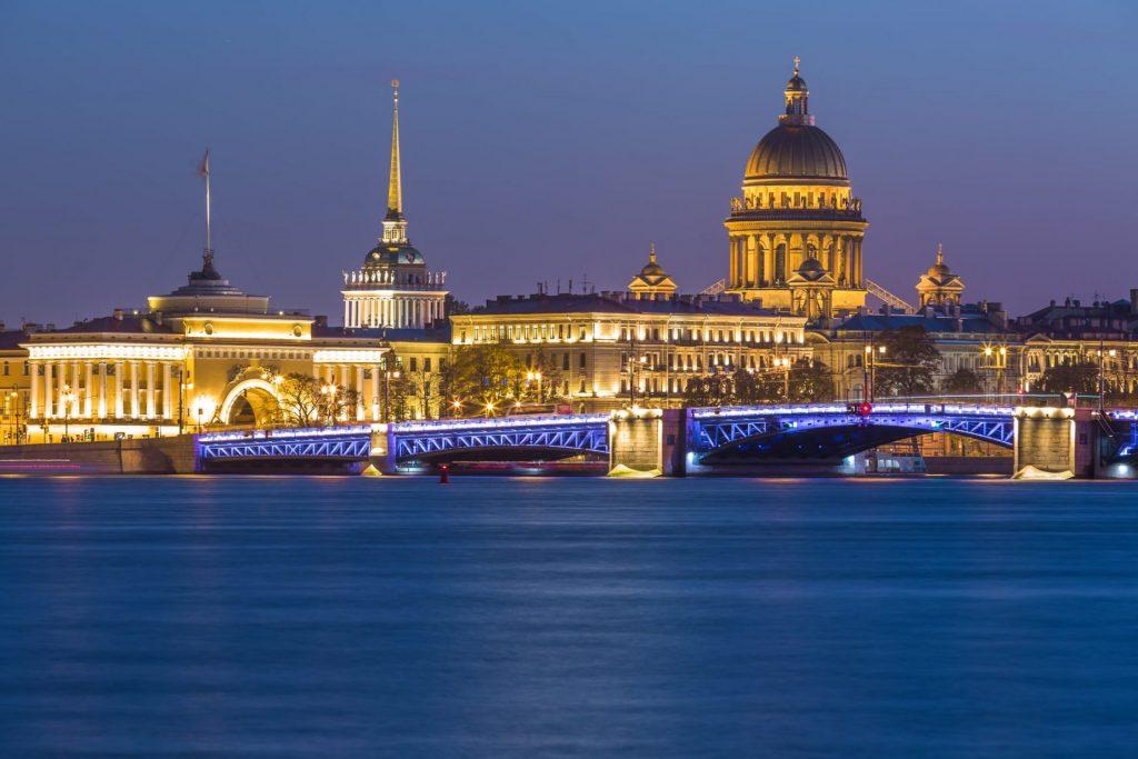Ponte San Pietroburgo