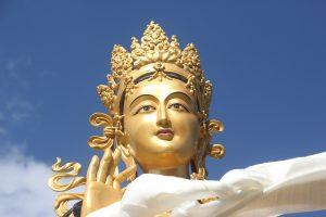 statua-del-Buddha-Thimphu